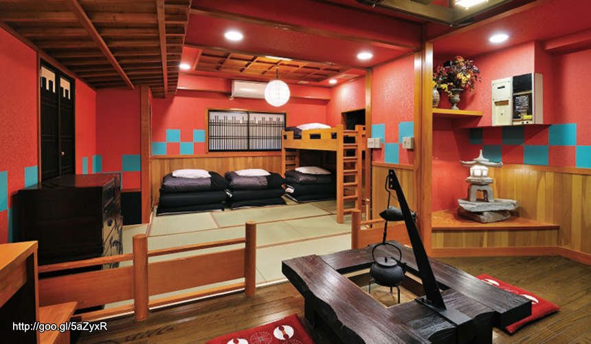 试过一次就著迷!入住日本「设计风格青年旅舍」,省荷包交朋友!