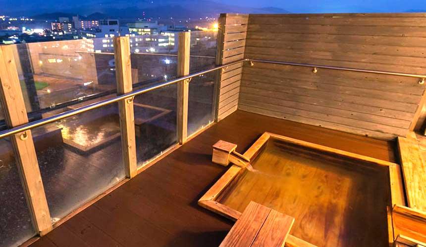熊本阿蘇山內牧溫泉旅館