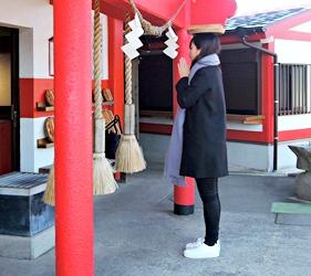 鹿兒島釜蓋神社參拜方法