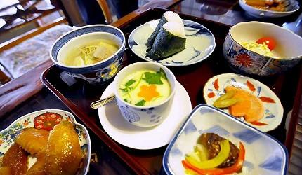 「つばき庵」日式老房子享用午餐