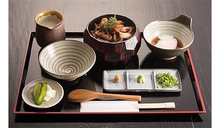 福岡博多美食「とりまぶし」とりまぶし御膳
