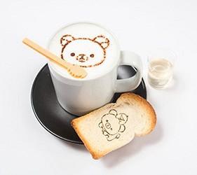 【速报】「懒懒熊与好朋友 in 蜂蜜森林」快闪咖啡厅进驻福冈Parco