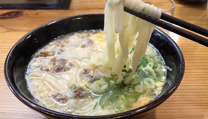 来福冈享用荣登米其林美食指南的平民美食「叶隐乌龙面」吧!