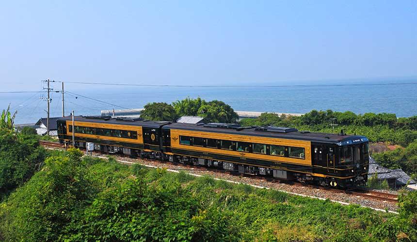 日本JR觀光列車坐A列車去吧