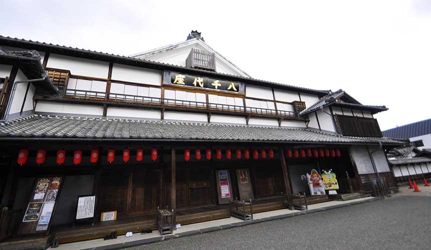 歌舞伎劇場八千代座