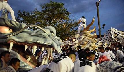 菊池白龍祭