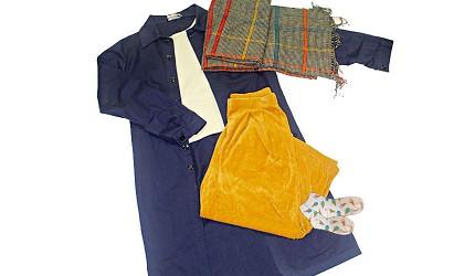 日本九州春天4月天氣衣服穿搭