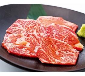 日本人氣燒肉店推薦「牛角」的上等里肌圖片