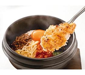 日本人氣燒肉店推薦「牛角」的韓式石鍋拌飯圖片