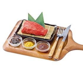 日本人氣燒肉店推薦「牛角」的熟成肉圖片