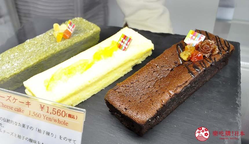 九州由布院甜点推荐巧克力专卖店ときの色特制巧克力