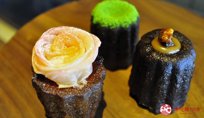 九州由布院甜点推荐法式甜点CARANDONEL可丽露