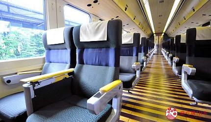 jr九州观光列车由布院之森内部