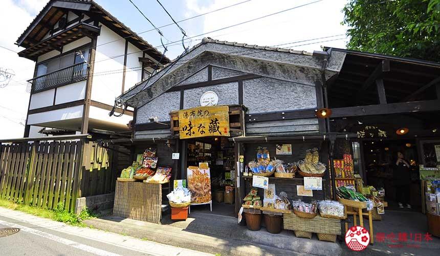 日本九州景点由布院