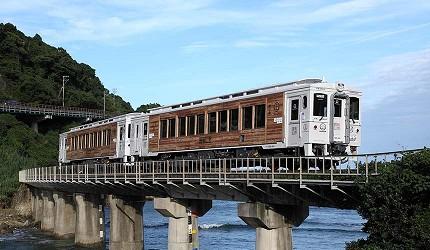 jr九州列車「海幸山幸」