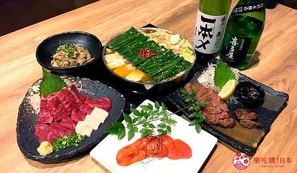 九州福岡必吃名物美食推薦「おおやま」的日本酒與其他佳餚