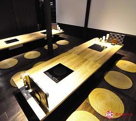 九州福岡必吃名物美食推薦「おおやま」的包廂個室