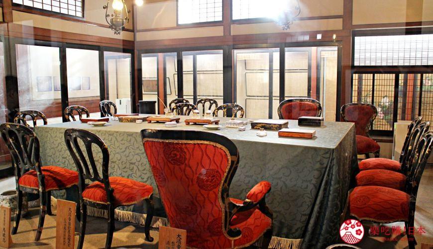 山口縣下關市簽訂馬關條約的日清講和記念館春帆樓