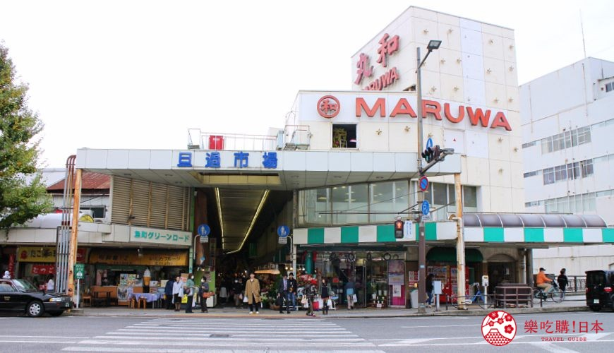 日本福岡「小倉」出發的門司港、下關市美食懷舊之旅!「北九州的廚房」旦過市場門口