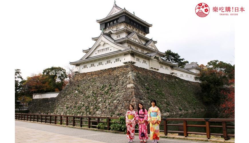 日本福岡「小倉」出發的門司港、下關市美食懷舊之旅!福岡的「小倉城」照片