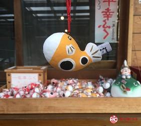日本福岡「小倉」出發的門司港、下關市美食懷舊之旅的下關市內的河豚雕像之二