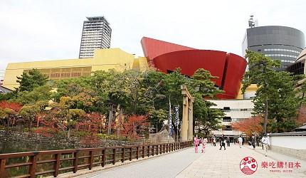 日本福岡「小倉」出發的門司港、下關市美食懷舊之旅!福岡的「小倉城」旁的複合商業設施「北九州河濱步道」