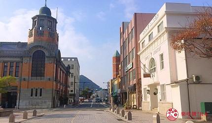 日本福岡「小倉」出發的門司港、下關市美食懷舊之旅!門司港懷舊地區像是歐洲街道