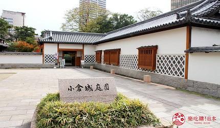 日本福岡「小倉」出發的門司港、下關市美食懷舊之旅!福岡的「小倉城」庭園