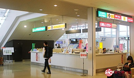 日本北九州機場交通自由行怎麼去進出市區福岡小倉別府由布院高速巴士時刻路線機場航廈伴手禮必買旅客服務中心餐廳美食足湯