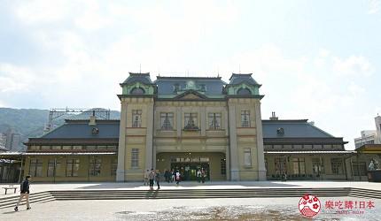 福岡北九州市景點JR門司港車站修復後
