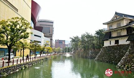福岡北九州市景點RIVERWALK