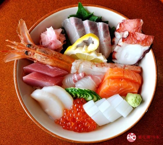 長崎佐世保必吃美食九十九導遊的海鮮丼