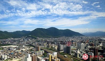 福冈北九州住宿推荐小仓丽嘉皇家酒店外观