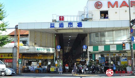 福冈北九州小仓景点旦过市场