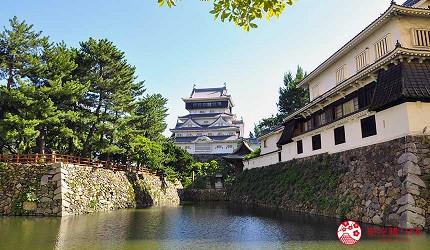 福岡北九州小倉景點小蒼城