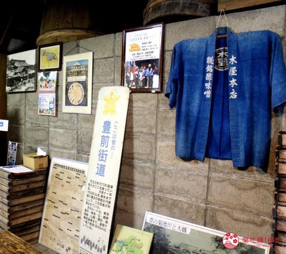 熊本县北景点推荐山鹿市米米惣门老街