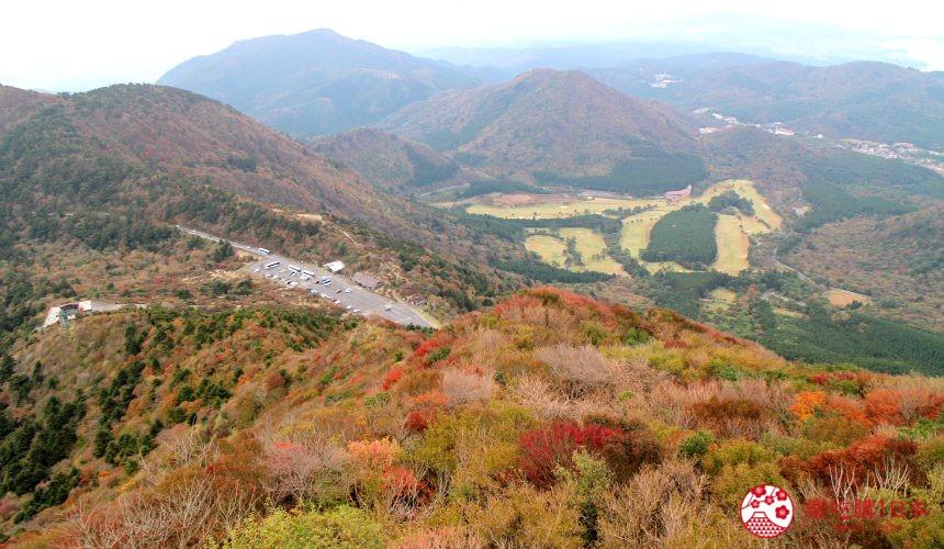 日本九州自由行推薦長崎島原、雲仙的仁田峠