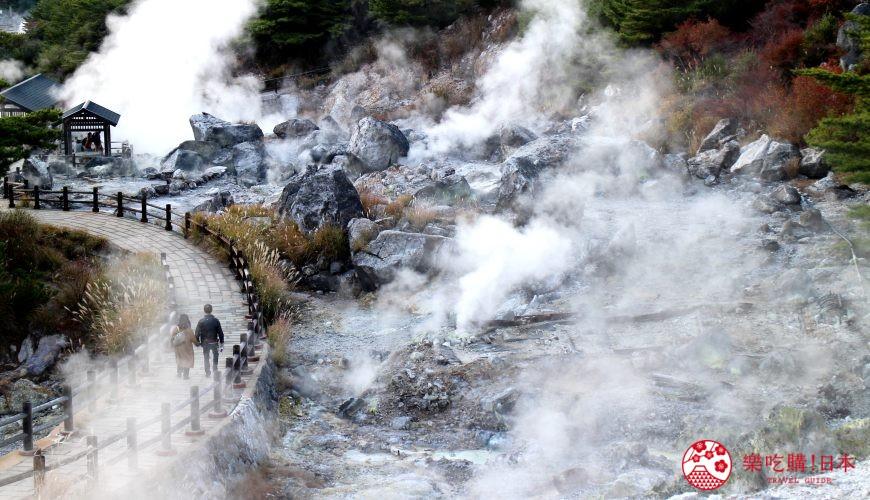 日本九州自由行推薦長崎島原、雲仙的溫泉鄉