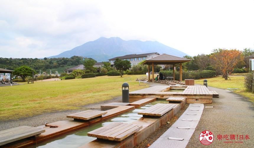 日本九州鹿兒島自由行行程安排看這篇!鹿兒島鹿兒島市的櫻島溶岩海濱公園
