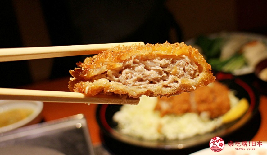 日本九州鹿兒島自由行行程安排看這篇!鹿兒島市的屋台村內的餐廳的黑豬肉炸豬排