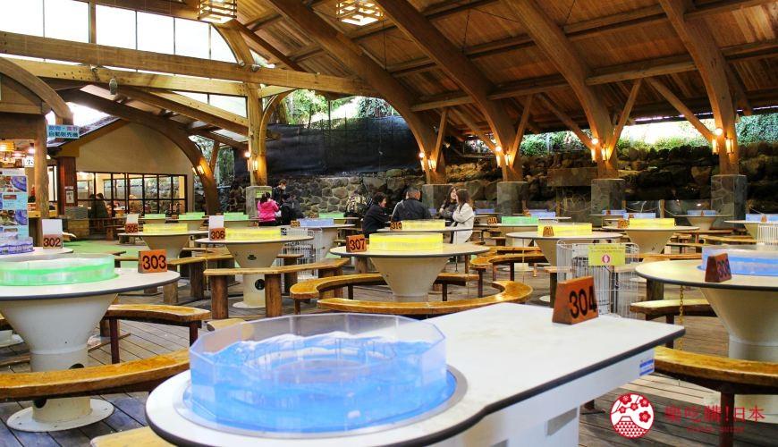 日本九州鹿兒島自由行行程安排看這篇!鹿兒島指宿市的唐船峽流水素麵
