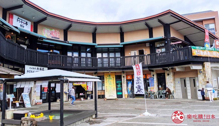 日本九州鹿兒島自由行行程安排看這篇!鹿兒島霧島市的霧島溫泉市場