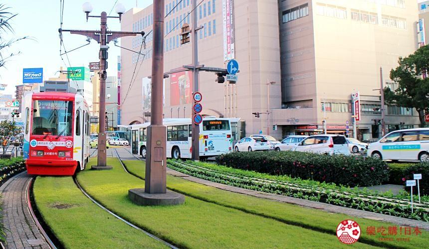 日本九州鹿兒島自由行行程安排看這篇!鹿兒島市的鹿兒島中央車站電車