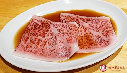 博多必吃燒肉店にく屋 肉いち國產黑毛和牛1CM超厚牛舌當地人推薦推介的排隊名店內提供的壽喜燒肉品