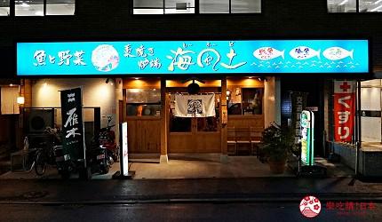 博多必吃高CP值海鮮居酒屋「海風土」的交通方式步驟四
