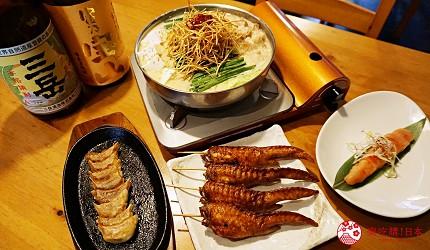 博多必吃的絕品牛腸鍋「もつ鍋二十四」,濃郁系味噌湯頭女性大推薦-一日本酒