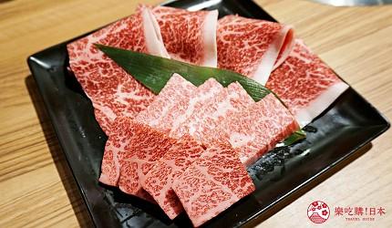 博多和牛烧肉吃到饱推荐烧肉卷次郎特选国产黑毛和牛拼盘
