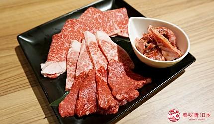 博多和牛烧肉吃到饱推荐烧肉卷次郎精选和牛