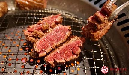 博多和牛烧肉吃到饱推荐烧肉卷次郎厚切牛排牛舌