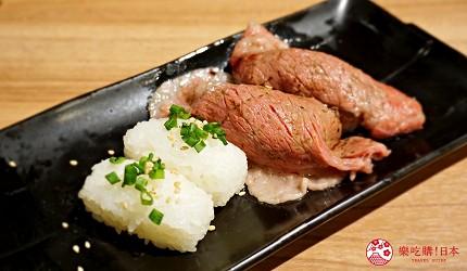 博多和牛烧肉吃到饱推荐「烧肉 卷次郎」- 肉寿司